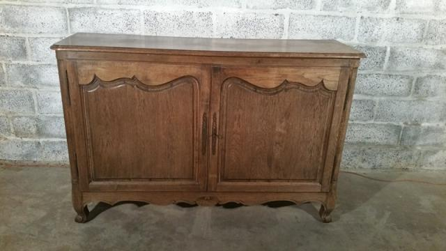 Buffet normand 2 portes