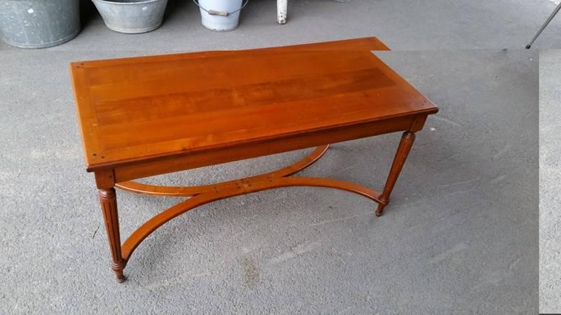 bas prix 72bd2 3d72e table basse de style louis XVI en merisier Lille, Lens, Arras
